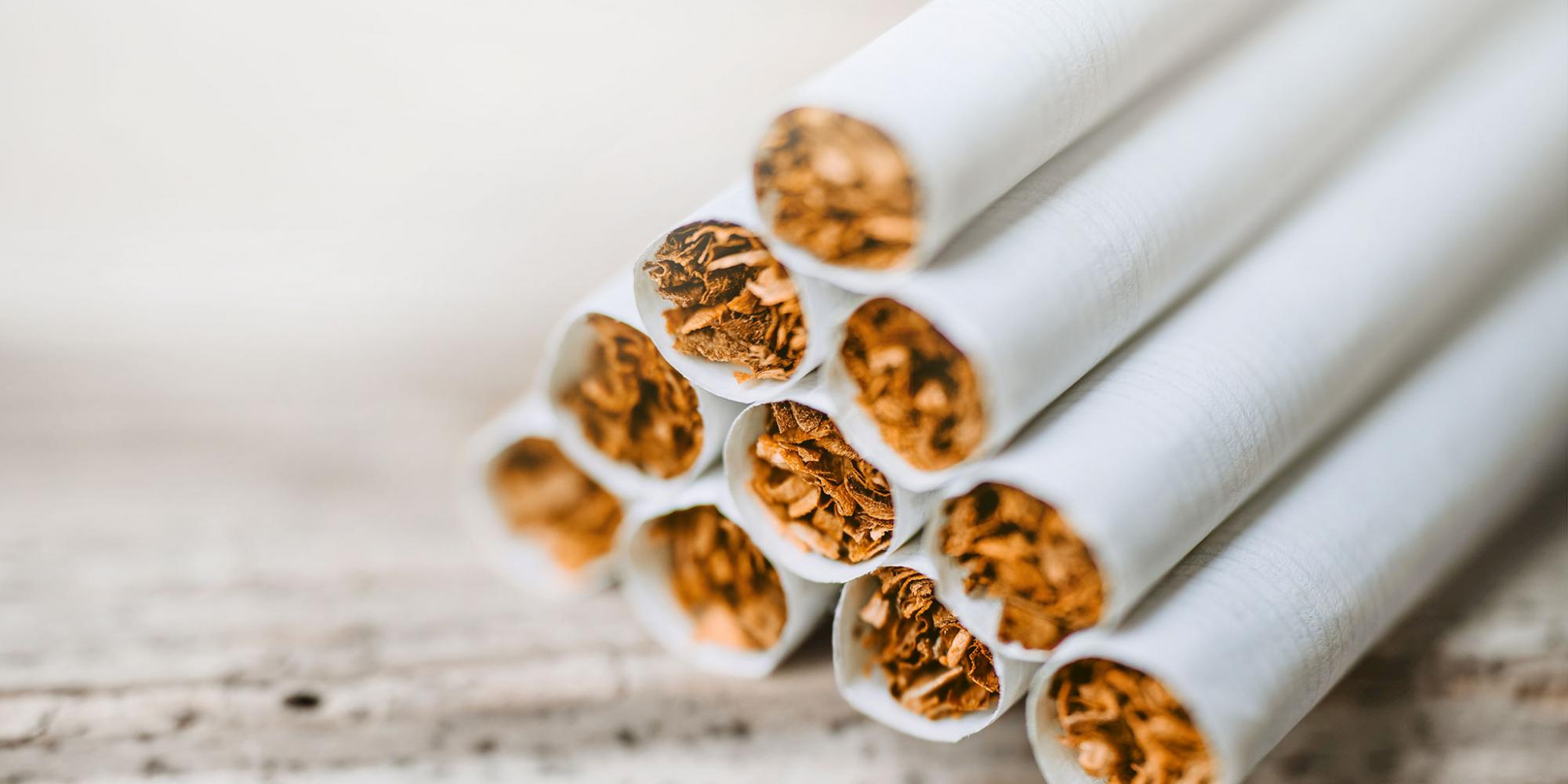Tabakwaren Großhandel | Zigaretten Glasschröder